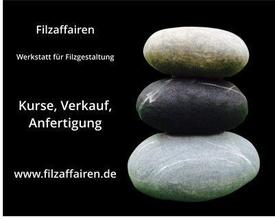 Filzsteine-mitText